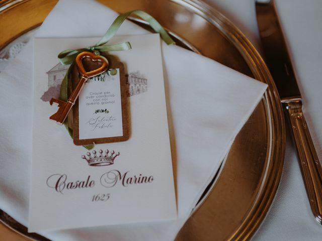 Il matrimonio di Salvatore e Fabiola a Collecorvino, Pescara 139