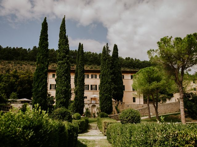 Il matrimonio di David e Leanne a Spoleto, Perugia 2