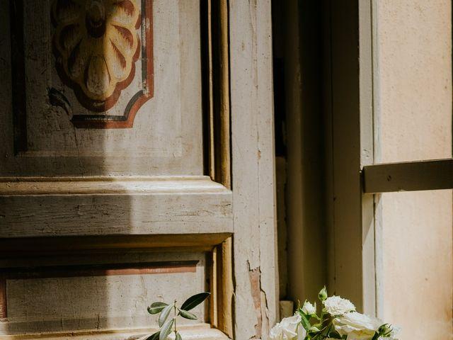 Il matrimonio di David e Leanne a Spoleto, Perugia 7