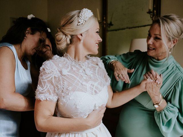Il matrimonio di David e Leanne a Spoleto, Perugia 18