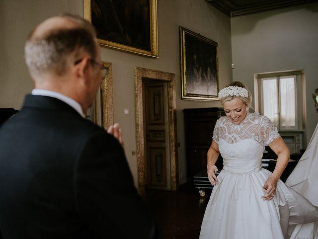 Il matrimonio di David e Leanne a Spoleto, Perugia 22