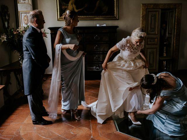 Il matrimonio di David e Leanne a Spoleto, Perugia 24