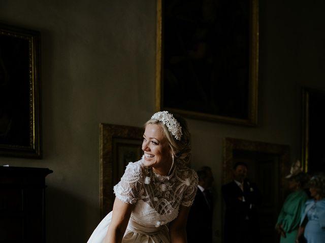 Il matrimonio di David e Leanne a Spoleto, Perugia 25