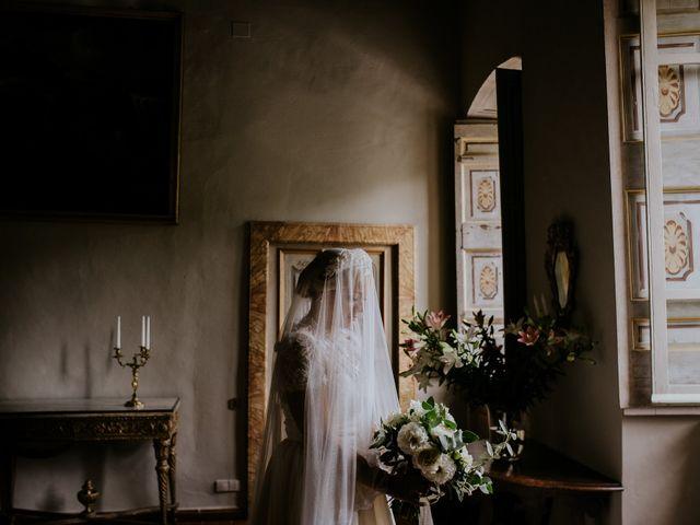 Il matrimonio di David e Leanne a Spoleto, Perugia 31