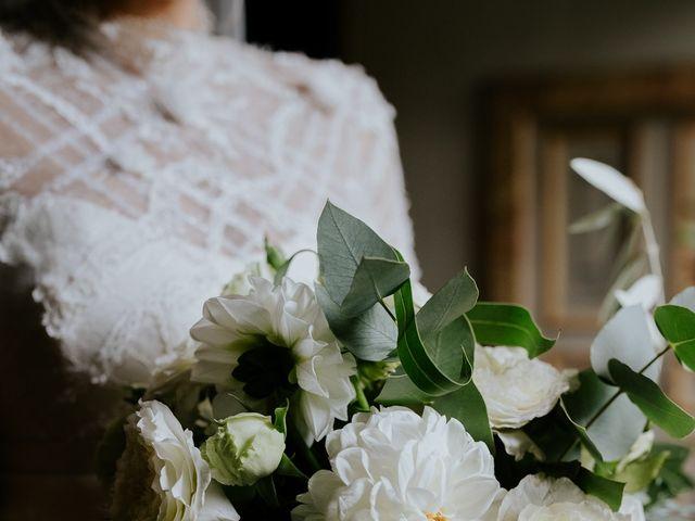 Il matrimonio di David e Leanne a Spoleto, Perugia 34