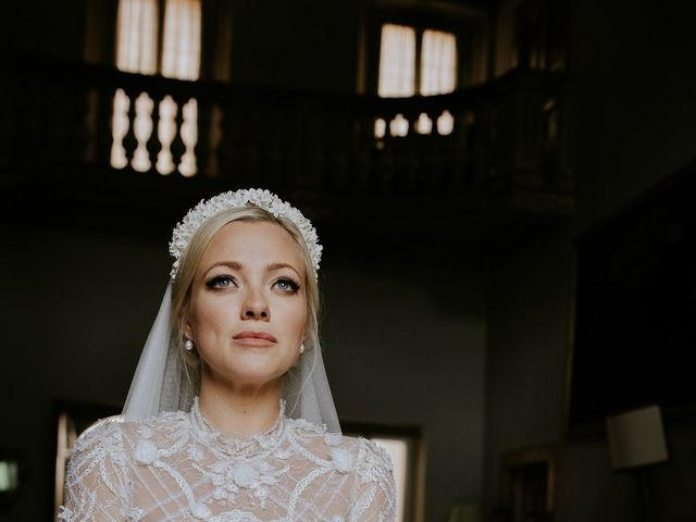 Il matrimonio di David e Leanne a Spoleto, Perugia 35