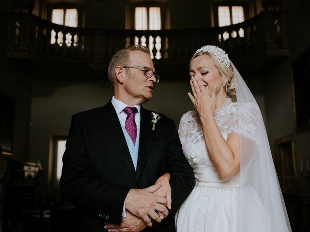 Il matrimonio di David e Leanne a Spoleto, Perugia 39