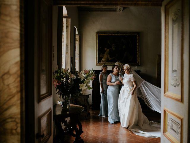 Il matrimonio di David e Leanne a Spoleto, Perugia 41