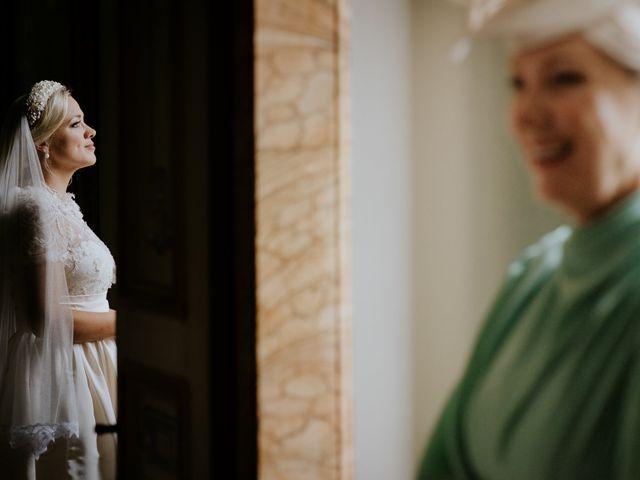 Il matrimonio di David e Leanne a Spoleto, Perugia 42