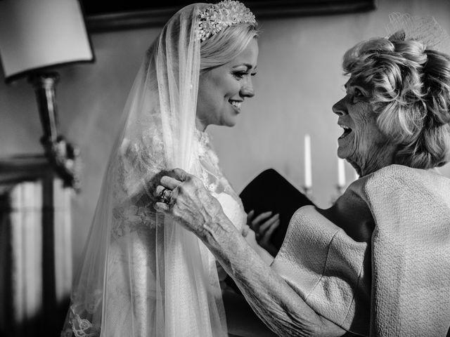 Il matrimonio di David e Leanne a Spoleto, Perugia 43