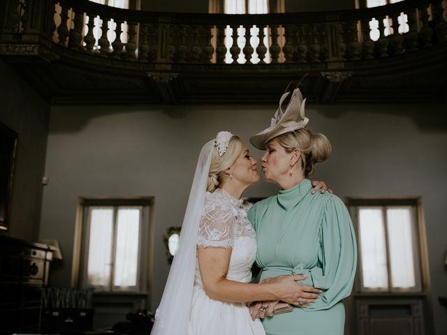 Il matrimonio di David e Leanne a Spoleto, Perugia 45