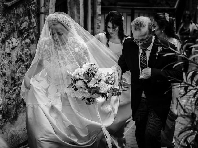 Il matrimonio di David e Leanne a Spoleto, Perugia 47