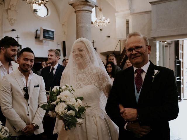 Il matrimonio di David e Leanne a Spoleto, Perugia 49