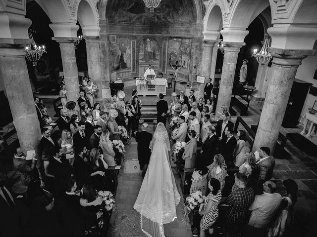 Il matrimonio di David e Leanne a Spoleto, Perugia 50