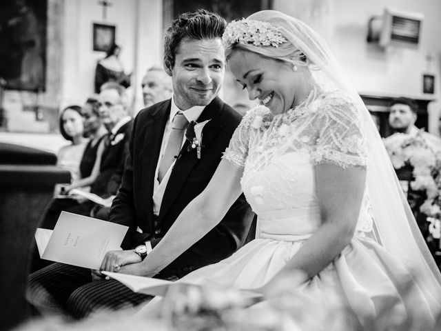 Il matrimonio di David e Leanne a Spoleto, Perugia 53