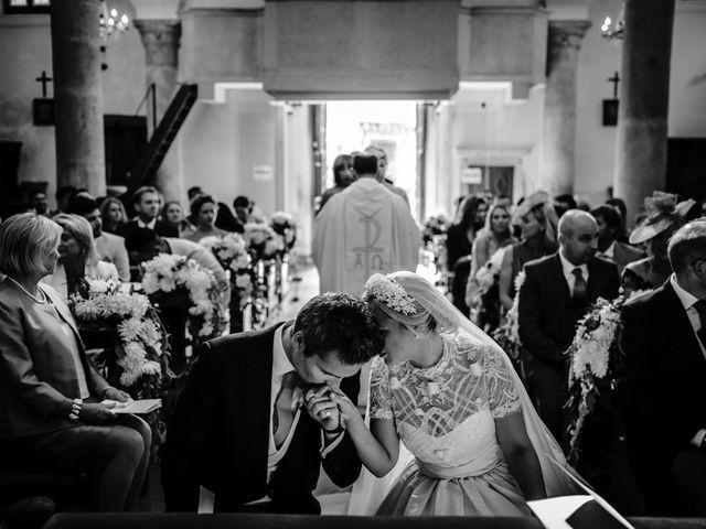 Il matrimonio di David e Leanne a Spoleto, Perugia 59