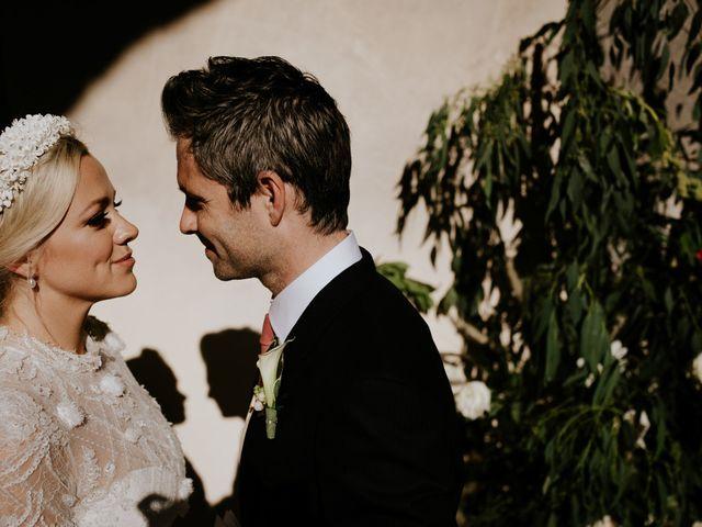 Il matrimonio di David e Leanne a Spoleto, Perugia 61