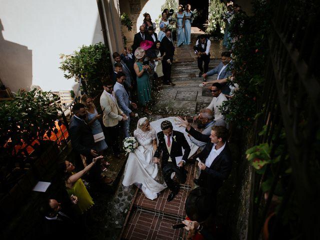 Il matrimonio di David e Leanne a Spoleto, Perugia 63