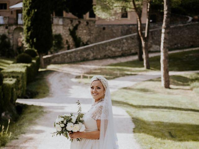 Il matrimonio di David e Leanne a Spoleto, Perugia 65