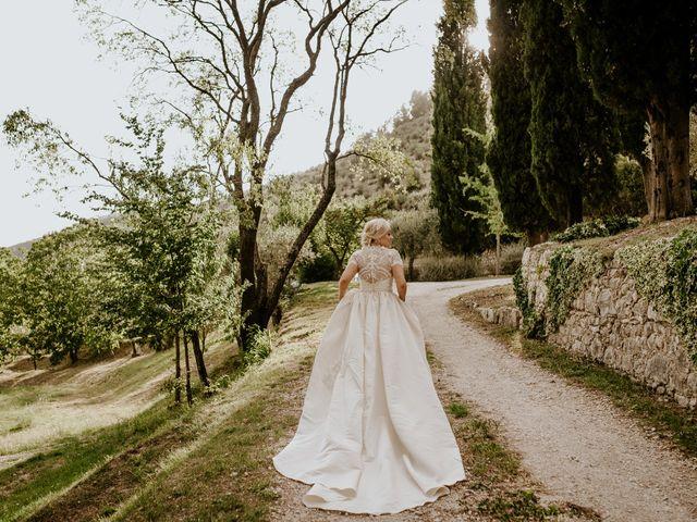 Il matrimonio di David e Leanne a Spoleto, Perugia 67