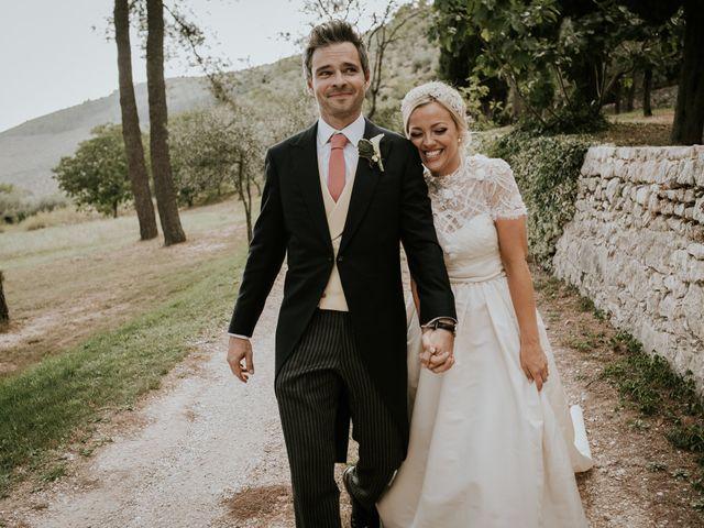 Il matrimonio di David e Leanne a Spoleto, Perugia 69