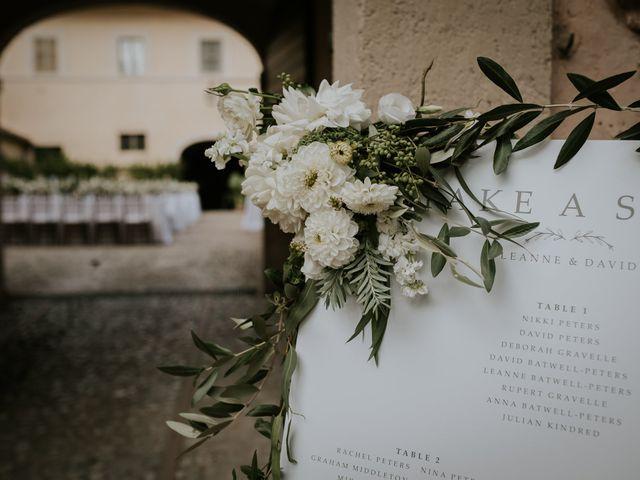 Il matrimonio di David e Leanne a Spoleto, Perugia 73