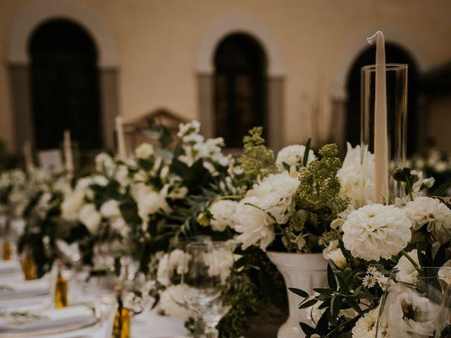 Il matrimonio di David e Leanne a Spoleto, Perugia 74