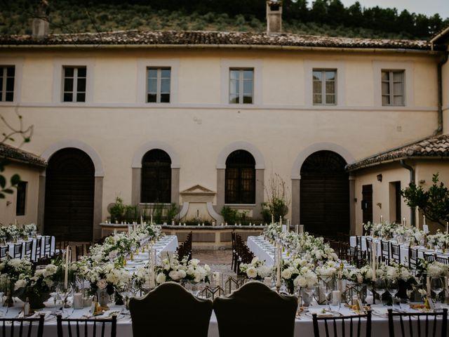 Il matrimonio di David e Leanne a Spoleto, Perugia 76