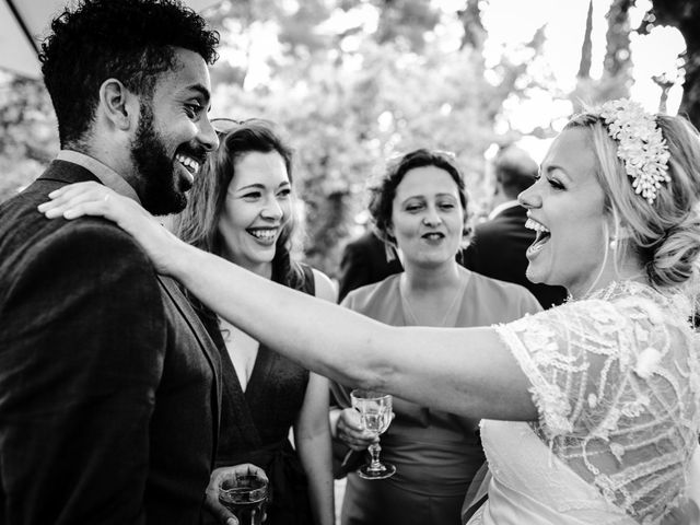 Il matrimonio di David e Leanne a Spoleto, Perugia 80