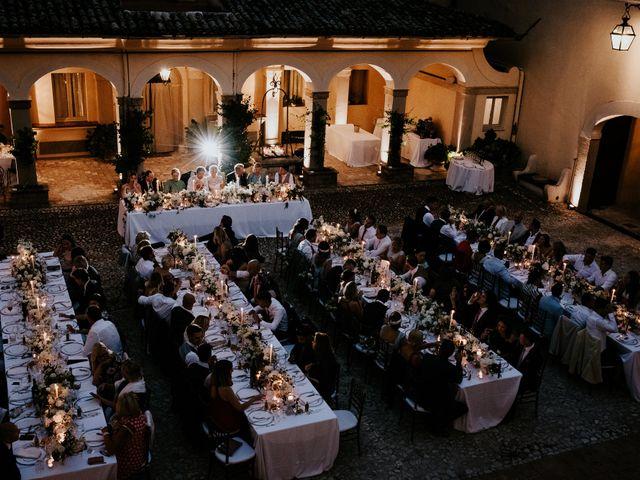 Il matrimonio di David e Leanne a Spoleto, Perugia 85