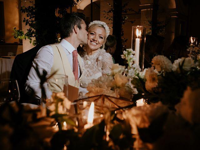 Il matrimonio di David e Leanne a Spoleto, Perugia 86
