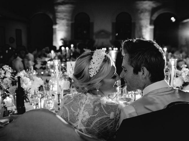 Il matrimonio di David e Leanne a Spoleto, Perugia 87