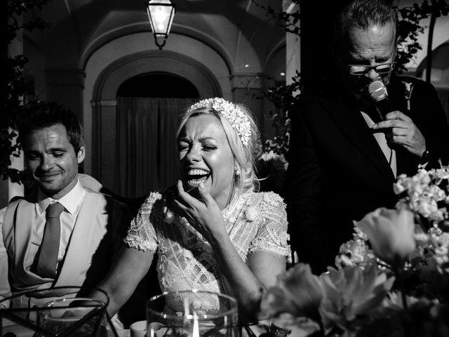 Il matrimonio di David e Leanne a Spoleto, Perugia 89