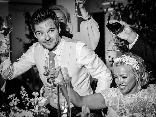 Il matrimonio di David e Leanne a Spoleto, Perugia 91