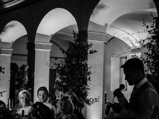 Il matrimonio di David e Leanne a Spoleto, Perugia 94