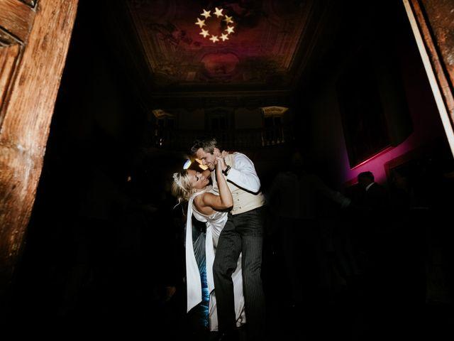 Il matrimonio di David e Leanne a Spoleto, Perugia 101