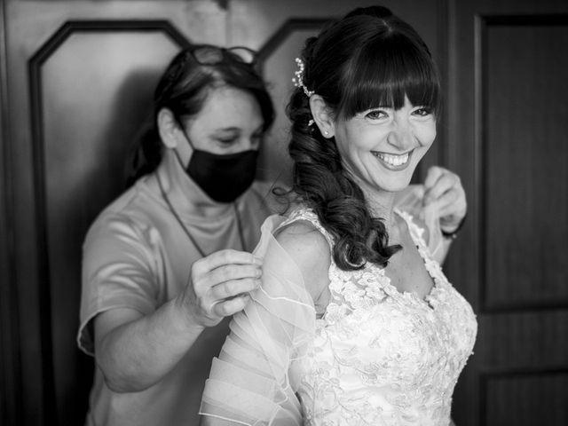 Il matrimonio di Giorgio e Barbara a Sedriano, Milano 20