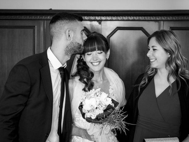 Il matrimonio di Giorgio e Barbara a Sedriano, Milano 27