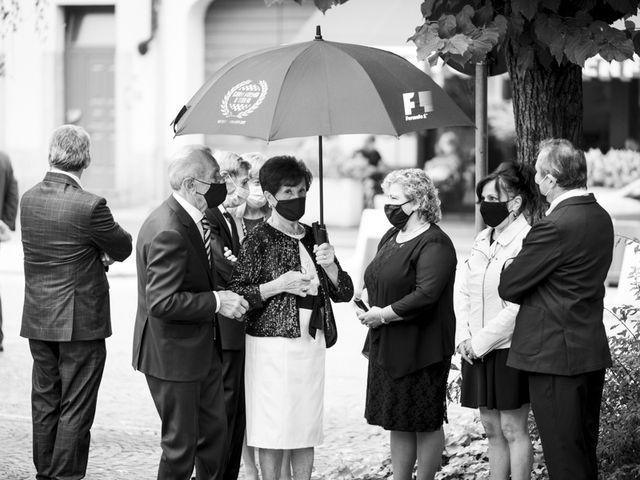 Il matrimonio di Giorgio e Barbara a Sedriano, Milano 32
