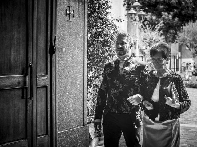 Il matrimonio di Giorgio e Barbara a Sedriano, Milano 33