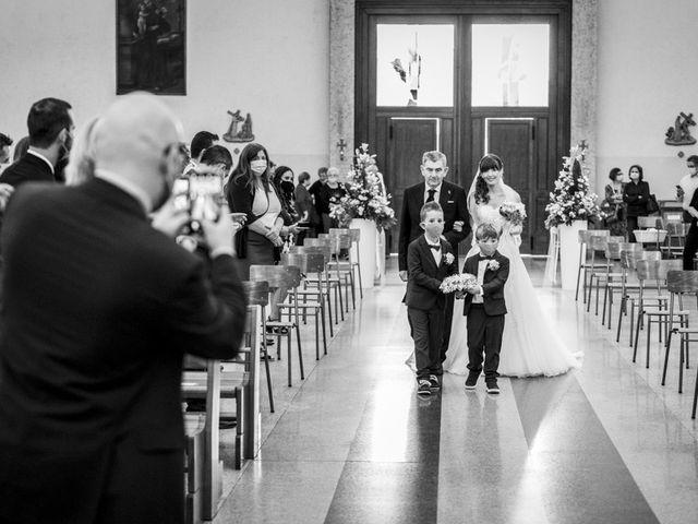 Il matrimonio di Giorgio e Barbara a Sedriano, Milano 36