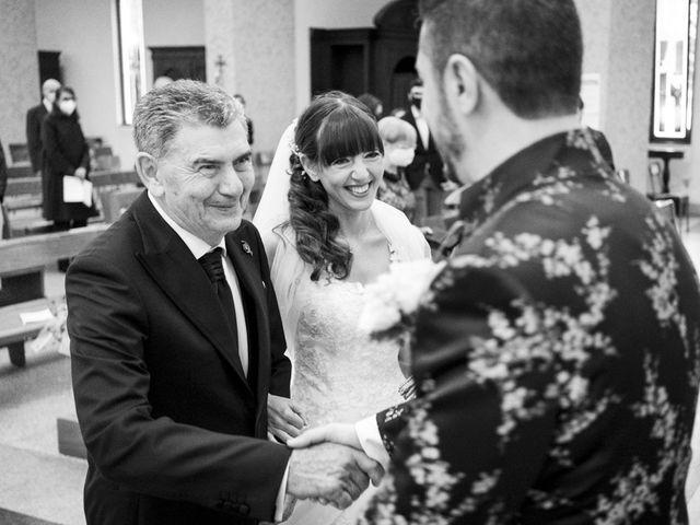 Il matrimonio di Giorgio e Barbara a Sedriano, Milano 37