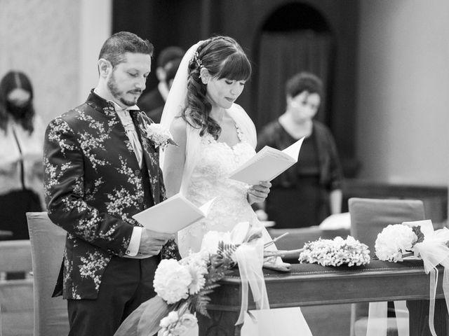 Il matrimonio di Giorgio e Barbara a Sedriano, Milano 39