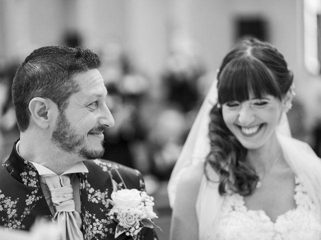 Il matrimonio di Giorgio e Barbara a Sedriano, Milano 40