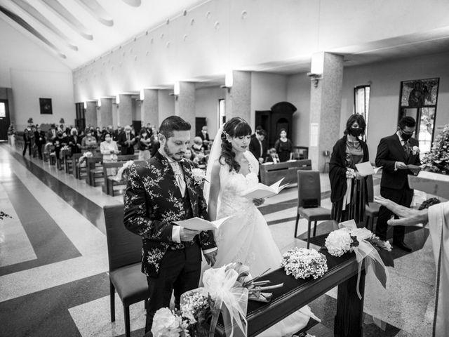 Il matrimonio di Giorgio e Barbara a Sedriano, Milano 41