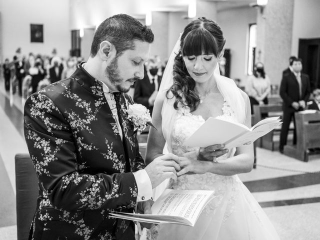 Il matrimonio di Giorgio e Barbara a Sedriano, Milano 42