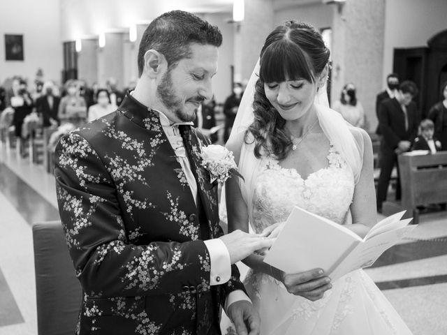 Il matrimonio di Giorgio e Barbara a Sedriano, Milano 43