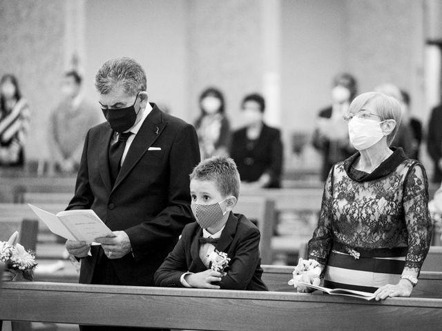 Il matrimonio di Giorgio e Barbara a Sedriano, Milano 45