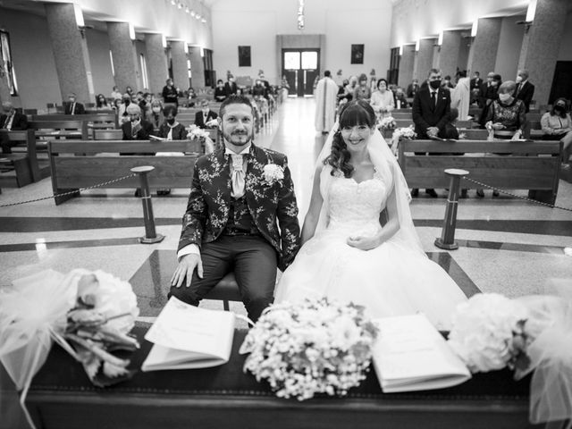 Il matrimonio di Giorgio e Barbara a Sedriano, Milano 47