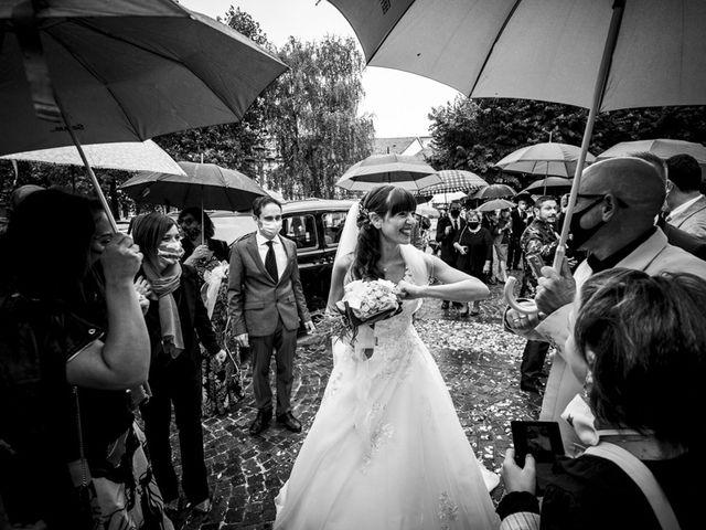 Il matrimonio di Giorgio e Barbara a Sedriano, Milano 52